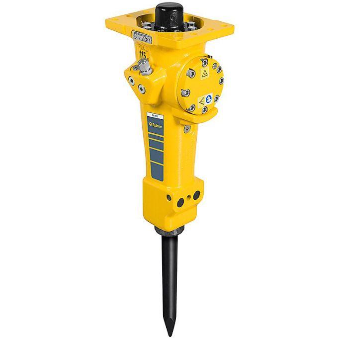 Martillo miniexcavadora eléctrica 1900 kg