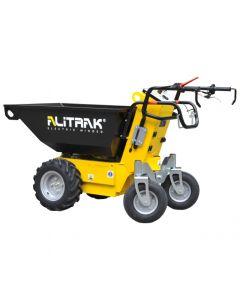 Minidumper eléctrico 500 kg